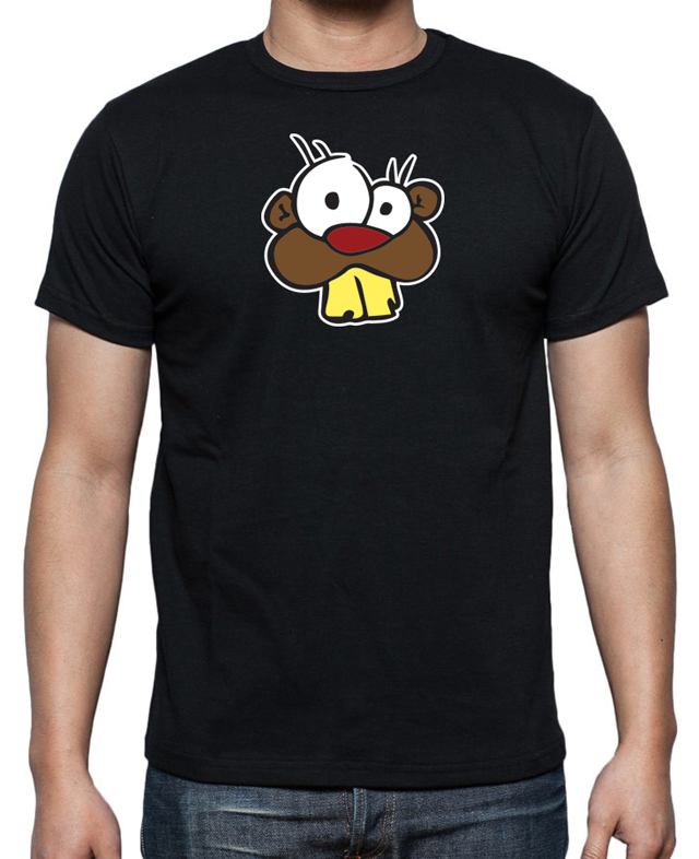 new black Beaver shirt
