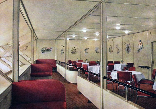 Rare Photos From Inside The Hindenburg