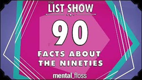 90 Facts About The '90s You May Not Have Known – Strange ...