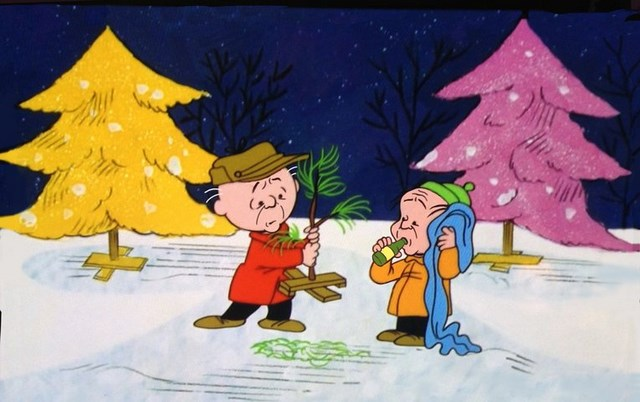 Charlie Brown Christmas 50 years later