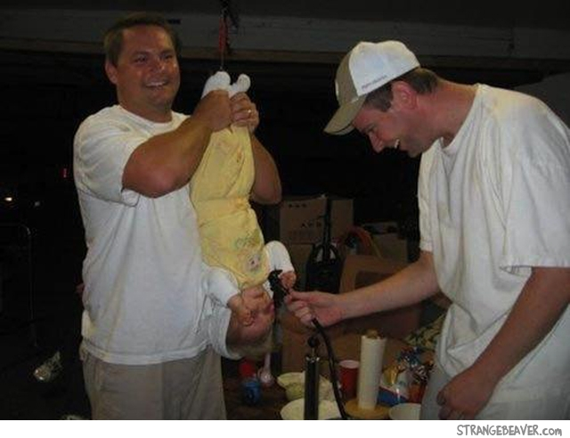Funny parenting fail