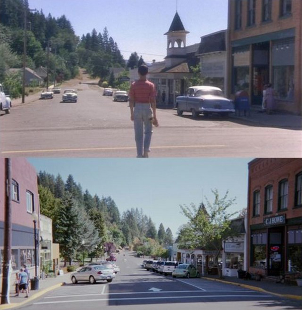 Stand By Me Filming Locations Then And Now Strange Beaver