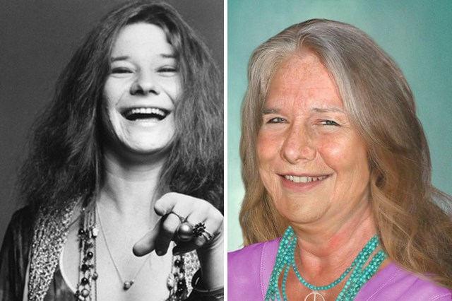 What Janis Joplin would look like today