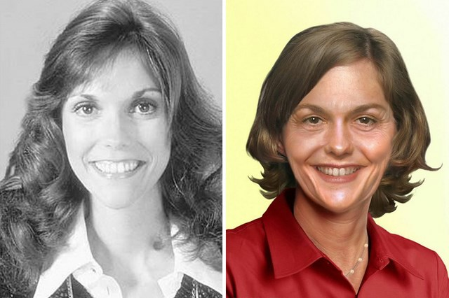 What Karen Carpenter would look like today