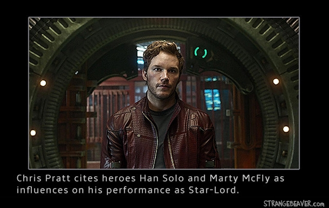 Movie Facts About Guardians of the Galaxy