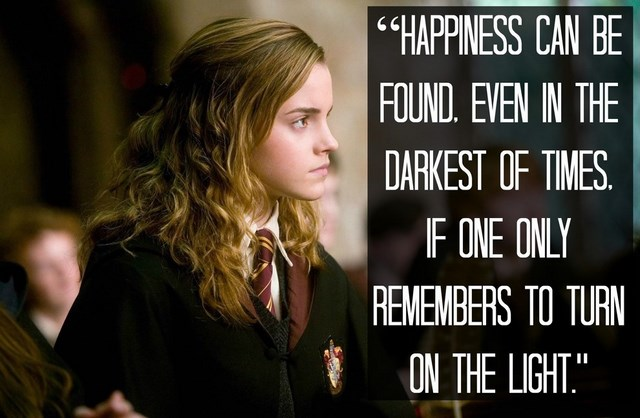 inspirational quotes best harry potter quotesgram