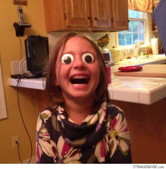 Googly Eyes Make Everything More Fun