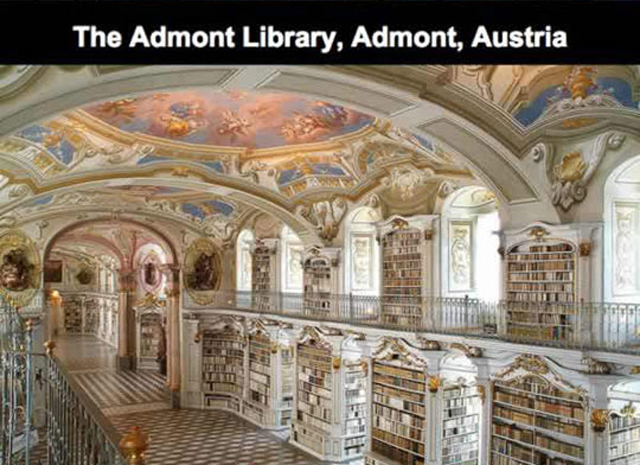The Most Beautiful Libraries From Around The World