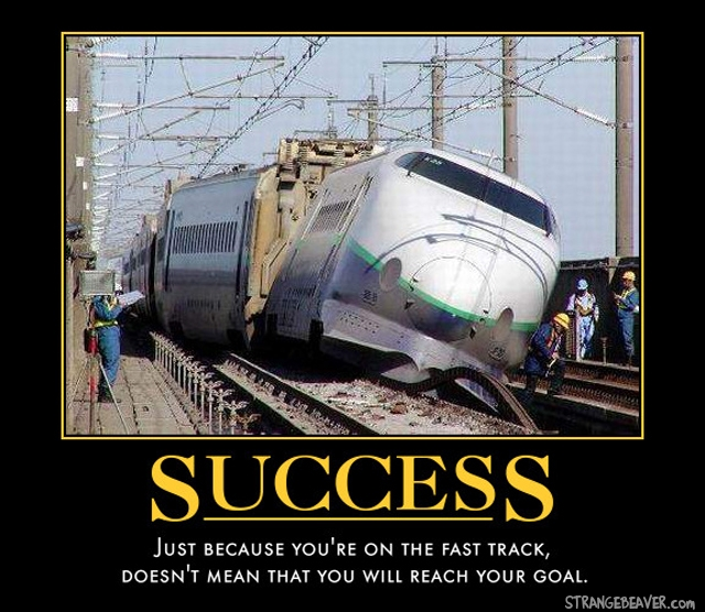 funny demotivational poster