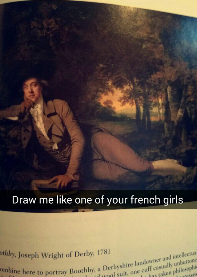 Snapchat Makes Art Class More Fun