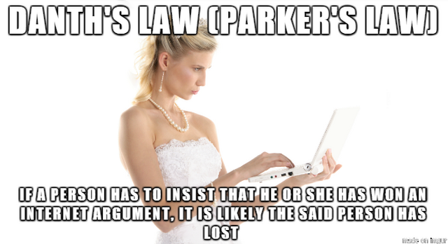 The Laws Of The Internet
