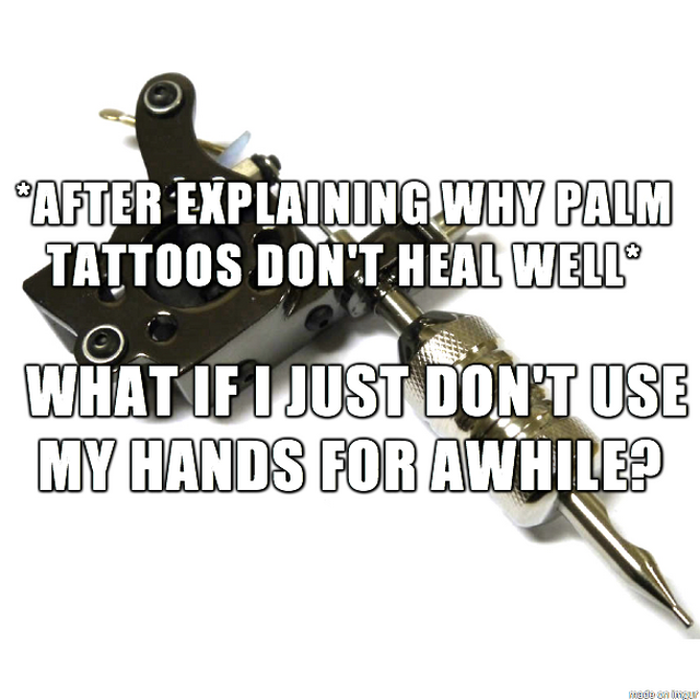 Tales From A Tattoo Parlor