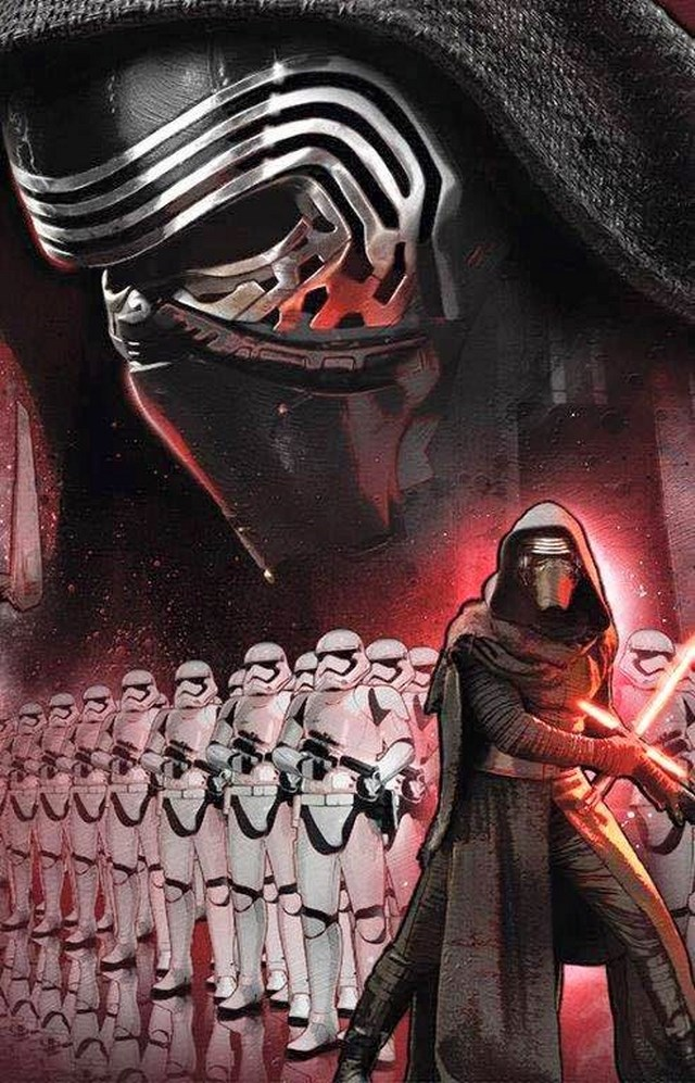Star Wars - The Force Awakens Promotional Artwork