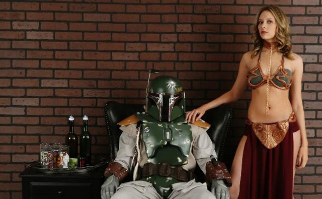 Boba Fett: The Most Interesting Bounty Hunter In The Galaxy Meme