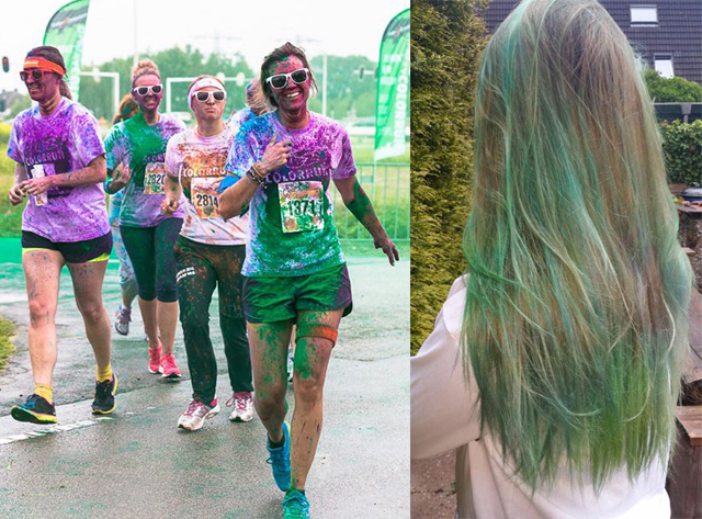 When A Color Run Uses The Wrong Dye