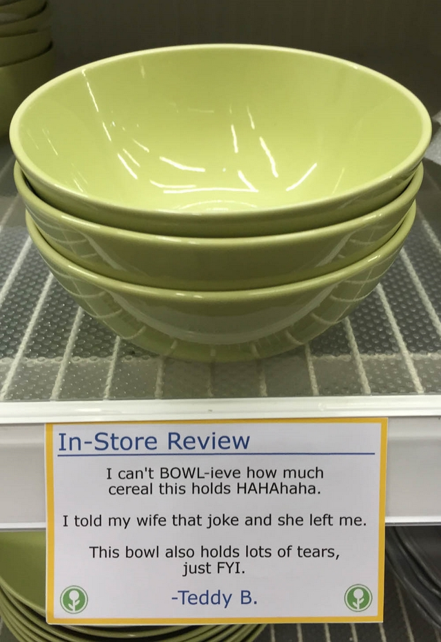 In Store Ikea Reviews Prank