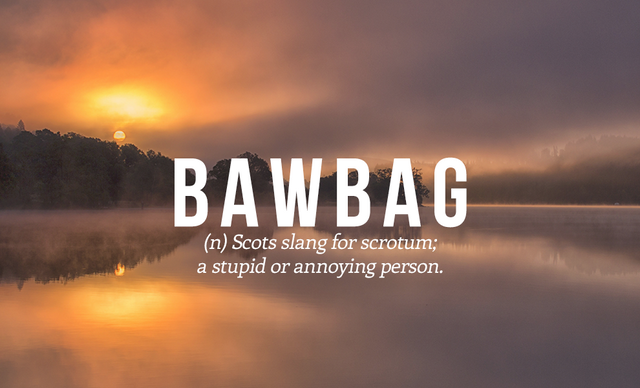 British Swear Words You Need To Start Using