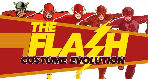 The Evolution of the Flash