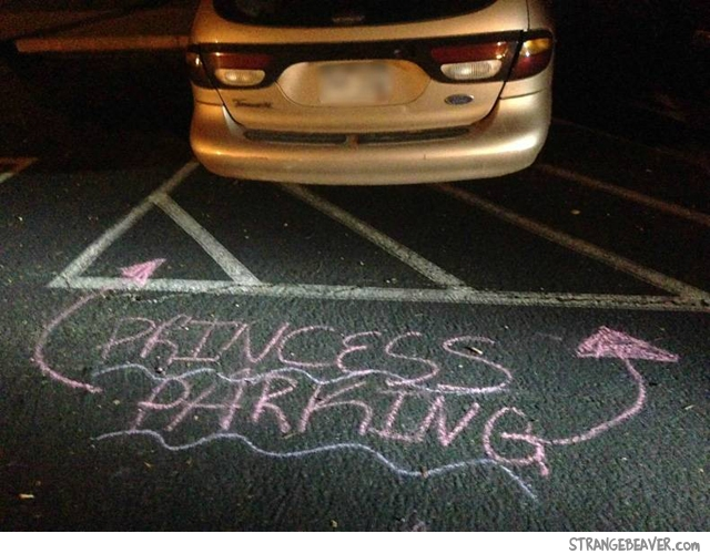 Funny parking fails