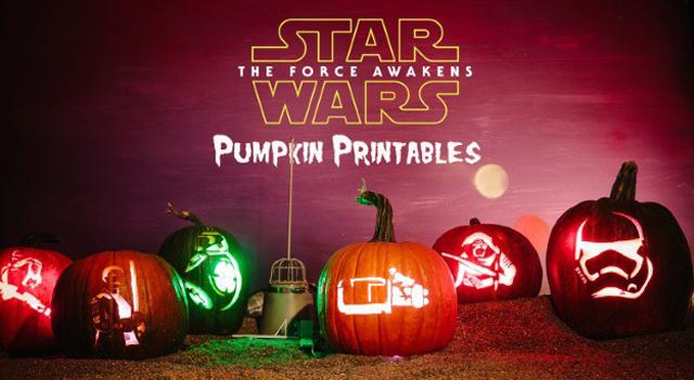 star wars pumpkin patterns