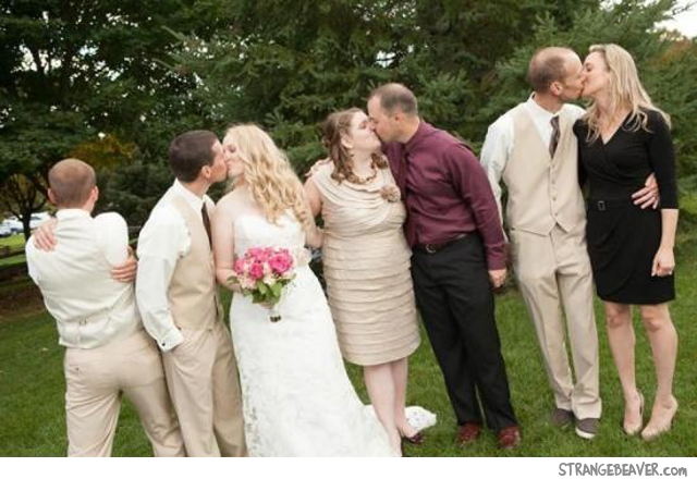 Funny Scenes From A Wedding