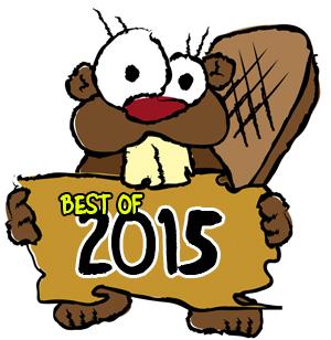 Strange Beaver's Top 15 Of 2015