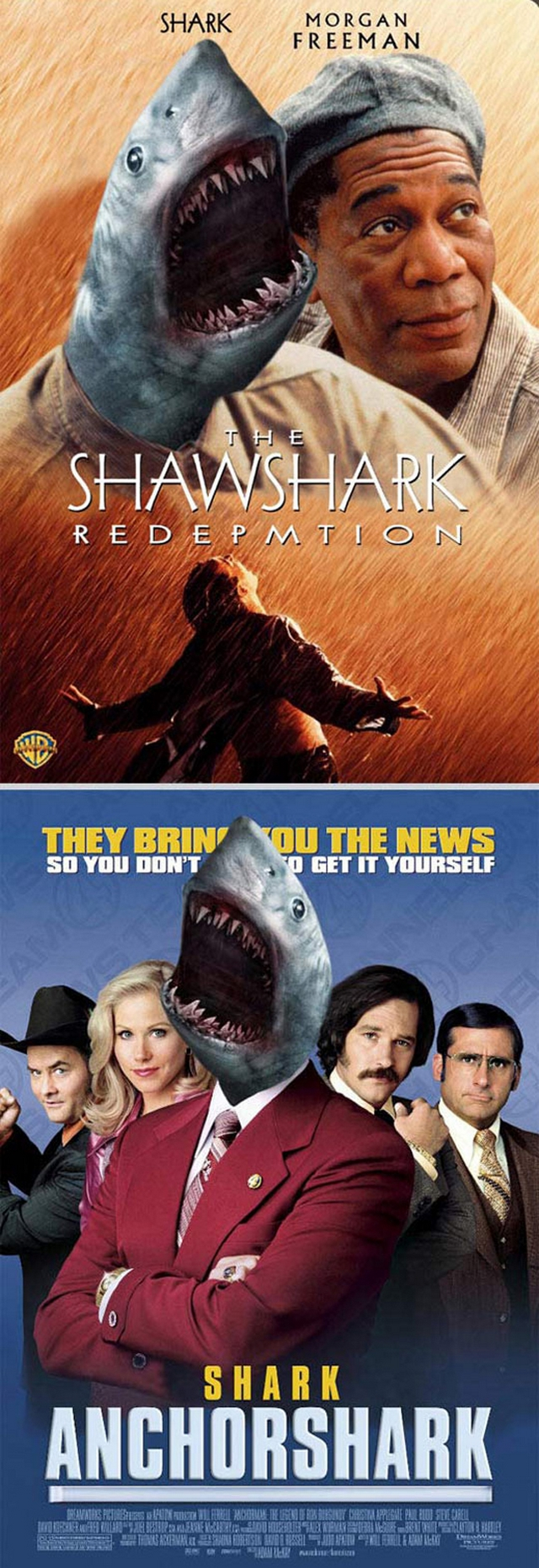 Sharks Make Movies More Fun