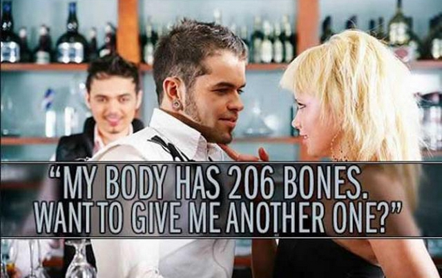 If Women Used Pickup Lines Like Guys Do