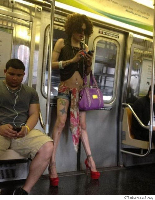 Scenes From The Subway