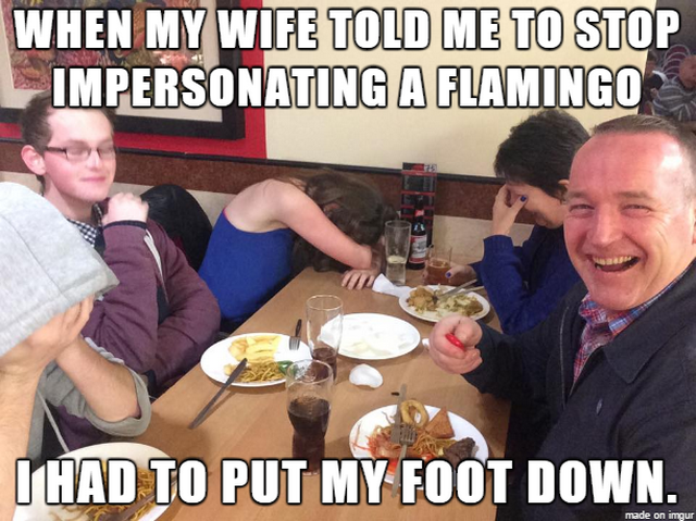 Funny Dad Joke Meme