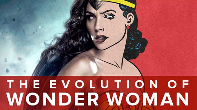 The Evolution of a Superheroine - The Evolution of Wonder Woman Costumes