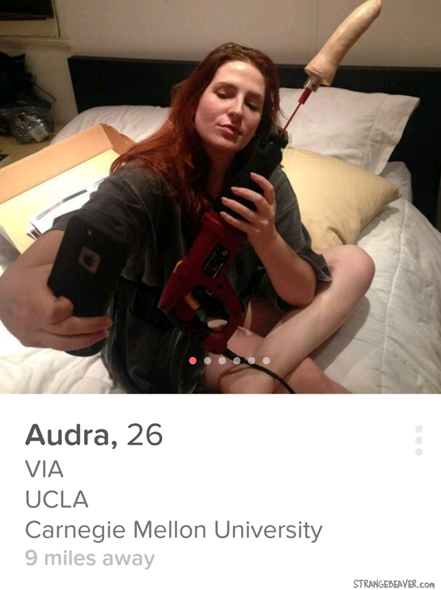 Funny Tinder profile