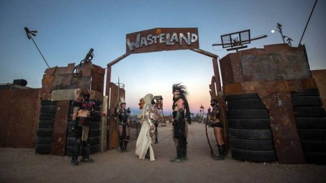 Wasteland Weekend The World's Largest Post-Apocalyptic Festival
