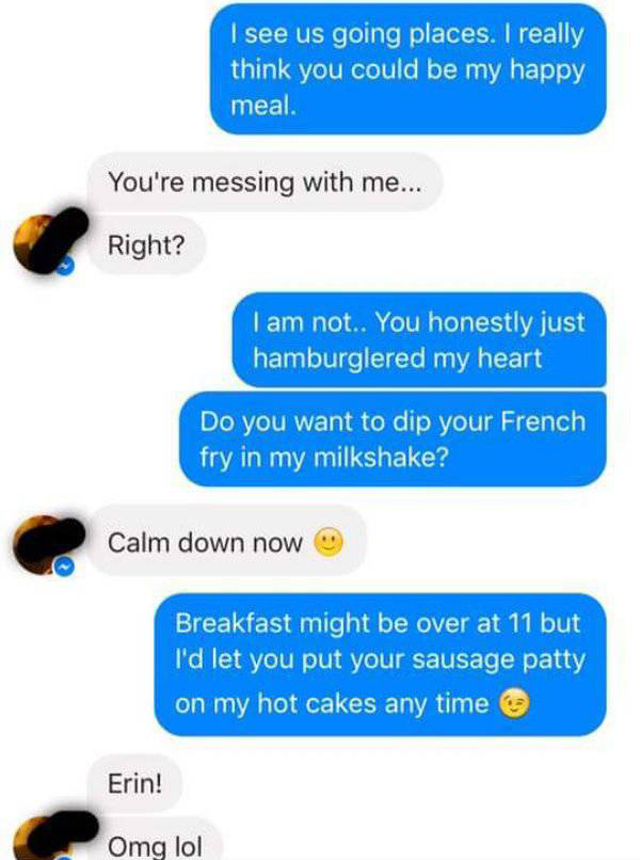 Facebook Trolling The Mistaken McDonald's Employee