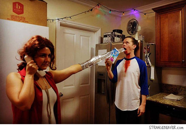 Cool and funny Halloween randomness