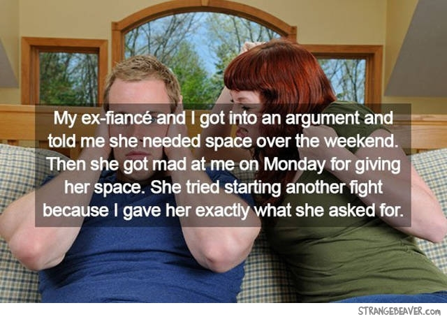 Men Share What Stupid Little Things Got Their Girlfriends Mad