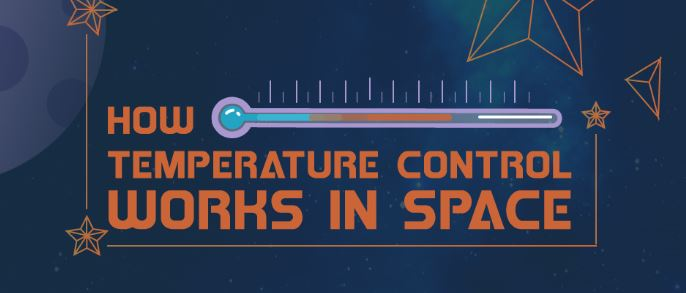 How Temperature Control Works In Space