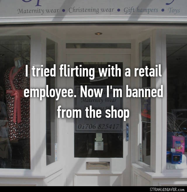 Funny Flirting Fail Confessions
