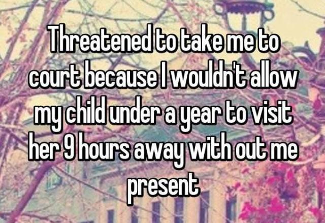 mother horror stories