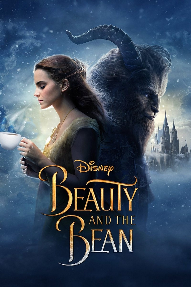 Beauty and the Bean movie poster