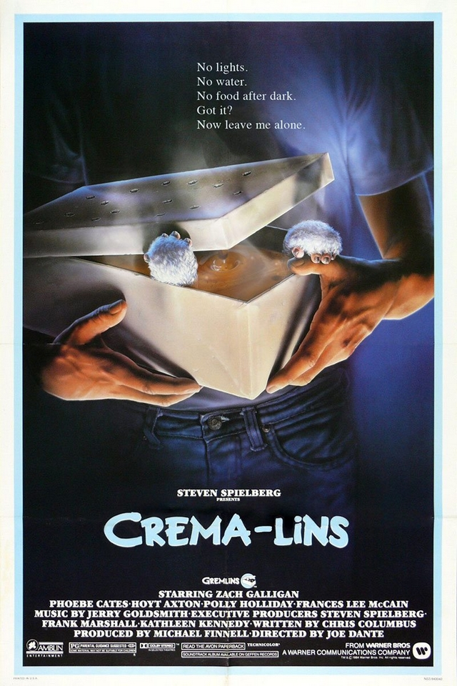 Crema-lins movie poster
