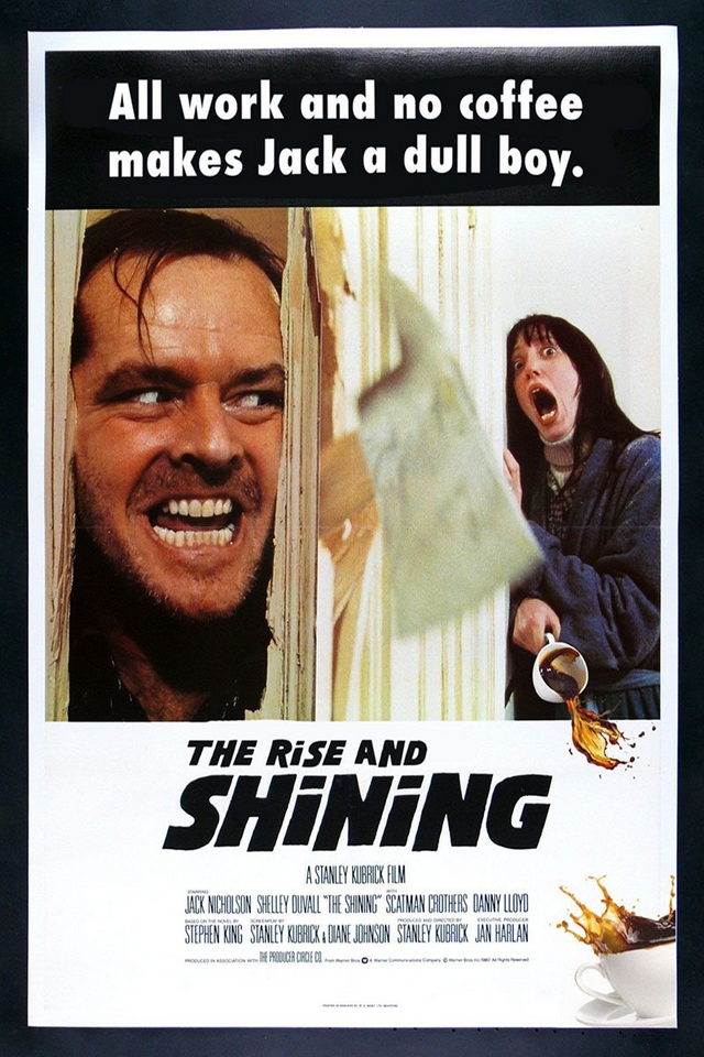The Rise and Shining movie poster