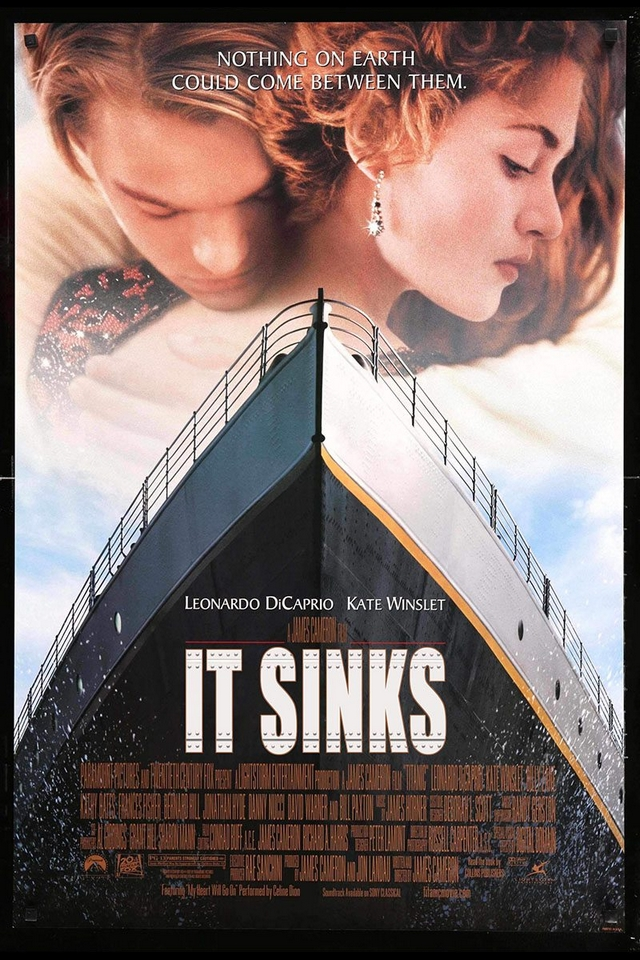 It Sinks movie poster